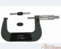 Микрометр механический MATRIX 0-25 мм